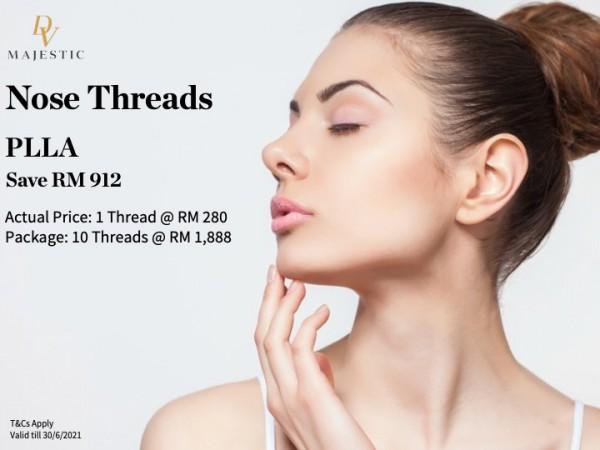Nose thread
